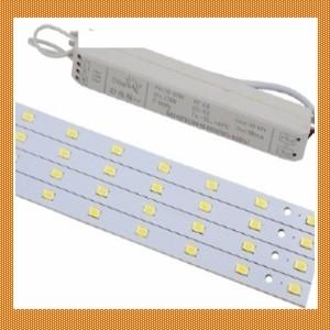 коплект линеек для сборки офисного светильника